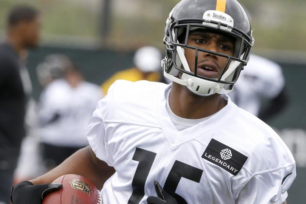 Steelers receiver Brown eyes new targets