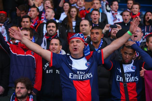 UEFA Open Disciplinary Proceedings for Alleged Racism by PSG Fans vs. Chelsea
