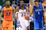 Post-Lottery NBA Mock Draft