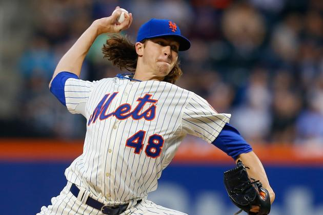 Ryu Returns from DL to Face Rookie DeGrom, Mets