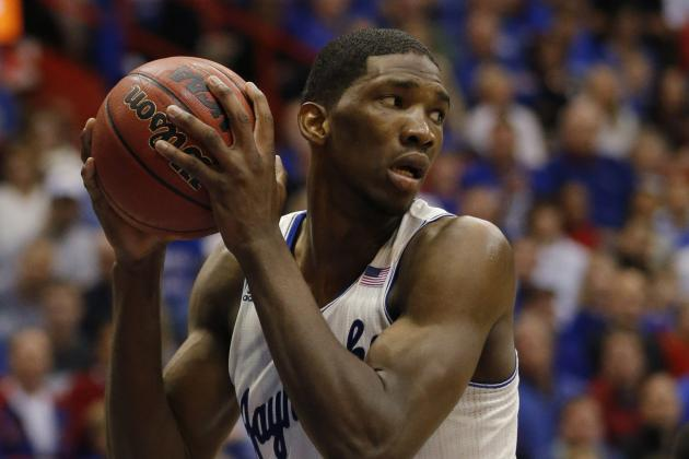 Report: Cleveland Cavs Have Joel Embiid No. 1 on 2014 NBA Draft Board