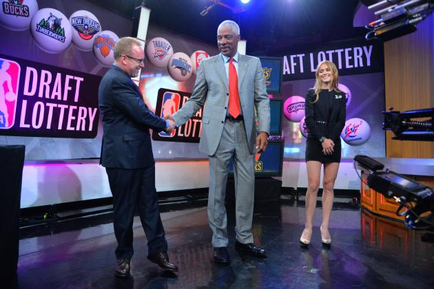 NBA Draft 2014: Predictions for Big Winners from Tuesday's Lottery