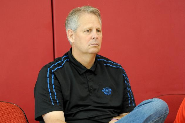 Boston Celtics GM Danny Ainge Says Team 'Disappointed' with No. 6 Draft Pick