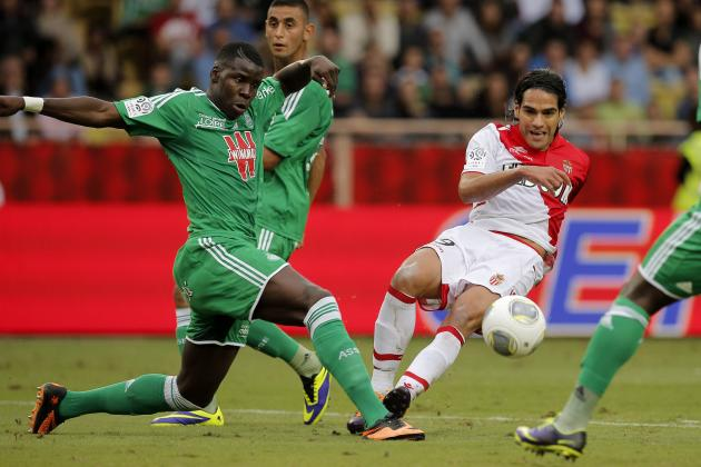 Scouting Report: Grading Chelsea Defender Kurt Zouma's Season at Saint-Etienne