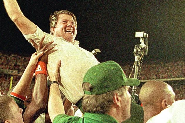 ESPN Reportedly Filming Sequel to 30 for 30 Documentary 'The U'