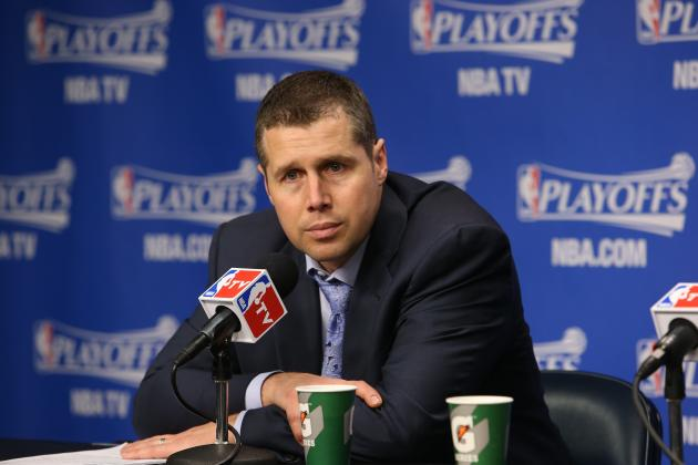 Report: Dave Joerger Wants out from Memphis Grizzlies, Team Wants Him Gone
