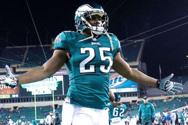 Is LeSean McCoy the NFL's Best Running Back?