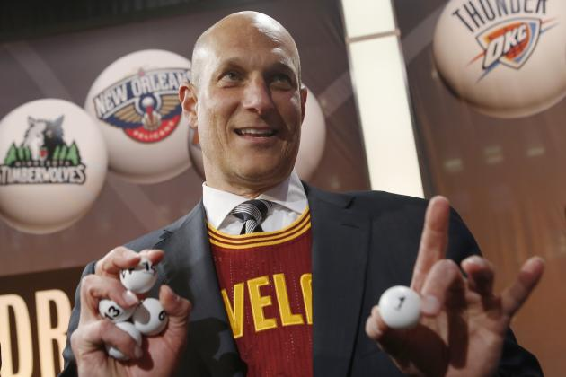 NBA Lottery 2014: Predicting 1st Round Following Updated Selection Order