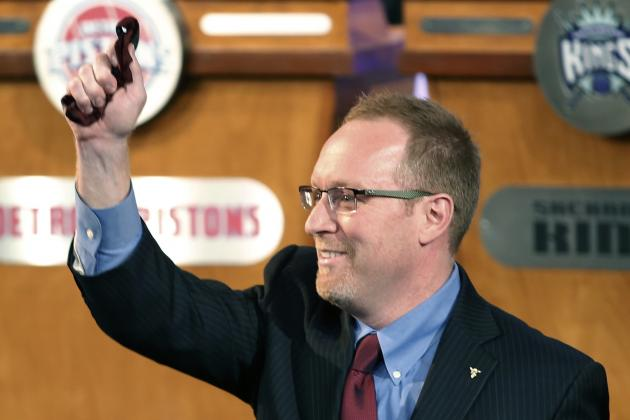 NBA Draft Order 2014: Complete Breakdown Following Tuesday's Lottery
