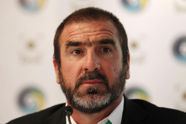 Eric Cantona Takes Jabs at Michel Platini, Sepp Blatter