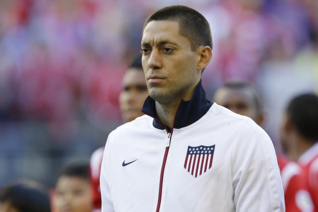 Clint Dempsey Still Expects U.S. to Survive Group of Death at World Cup
