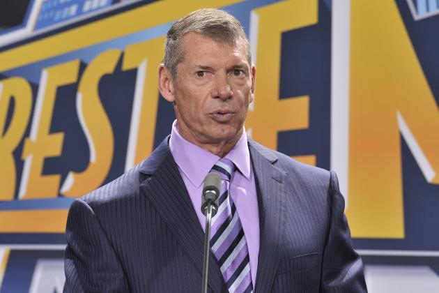 Vince McMahon and WWE Have Tools to Rebound from Massive Stock Dip