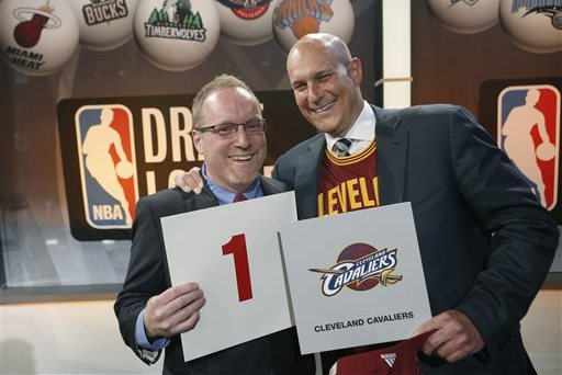 Basketball Fans Think Illuminati Rigged NBA Lottery in Cavaliers' Favor