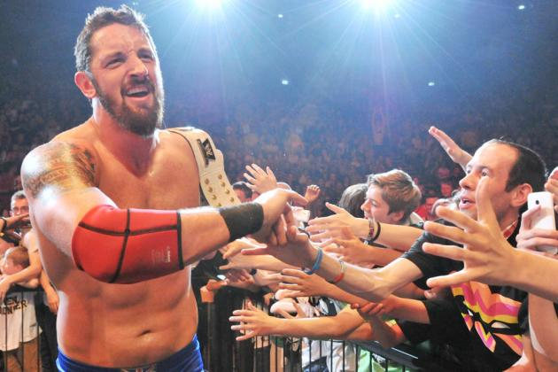 WWE European Tour Has Come at an Ideal Time for Bad News Barrett