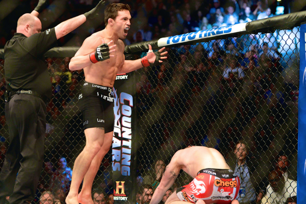 Jake Ellenberger Can Prove His Worth with a Win over Robbie Lawler
