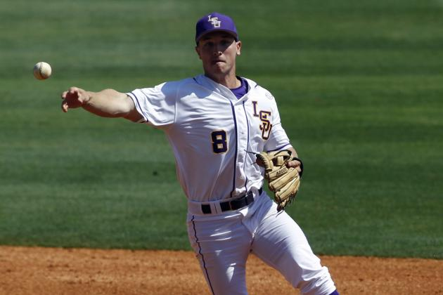 SEC Baseball Tournament 2014: Day 2 Scores, Updated Bracket and Day 3 Schedule