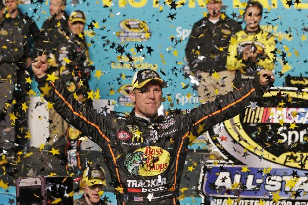 NASCAR at Charlotte 2014: Latest NASCAR Team News, Top Drivers and More