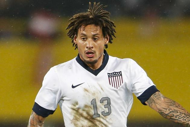 Jermaine Jones Reports to World Cup Training Camp, Gives USMNT Full Roster