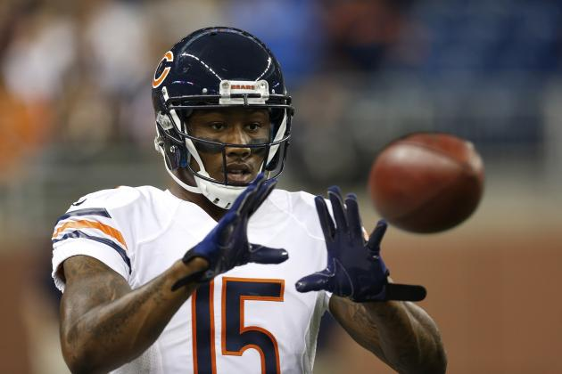 How High Can Bears WR Brandon Marshall Get on the NFL's All-Time Receiving List?
