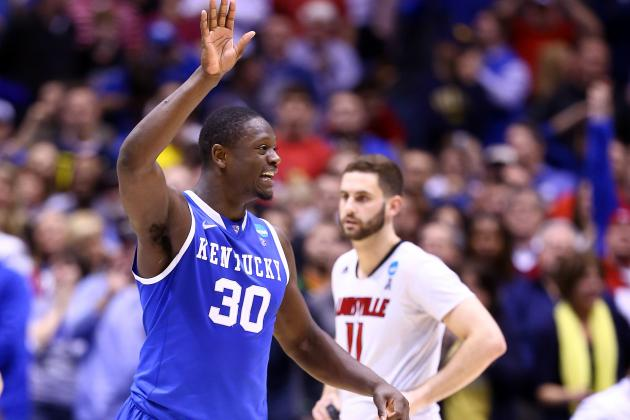 NBA Draft Lottery 2014: Most Natural Fits for Each Team Near Top of Board