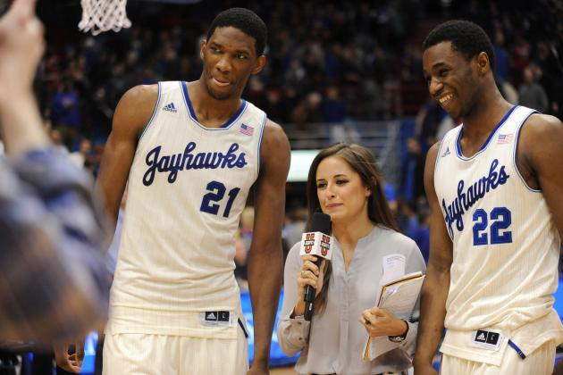 Andrew Wiggins and Joel Embiid Will Be Top Two Selections of 2014 NBA Draft