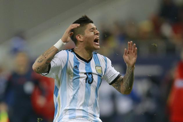 Argentina World Cup Roster 2014: Final 23-Man Squad and Starting 11 Projections