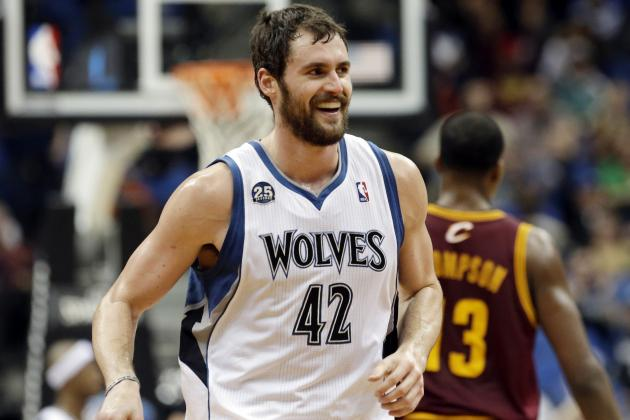 Kevin Love's Best Options Amid Avalanche of Rumors About Future