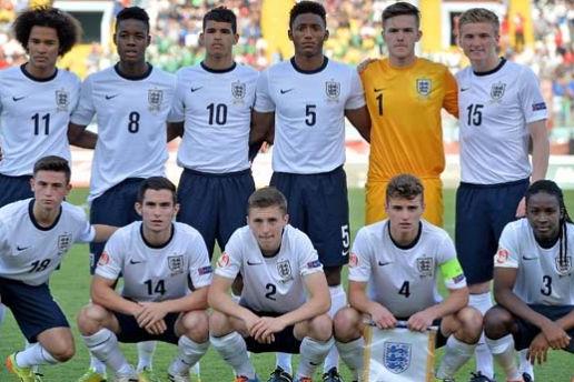 Twitter Responds to England Winning the Under-17 European Championship