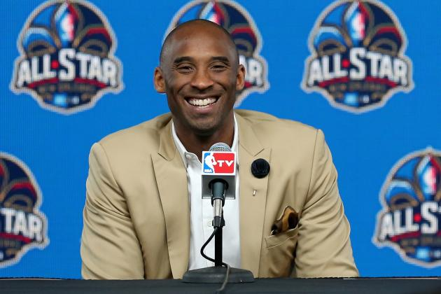 Will No. 7 Pick in 2014 NBA Draft Be Enough to Keep Kobe Bryant Happy?