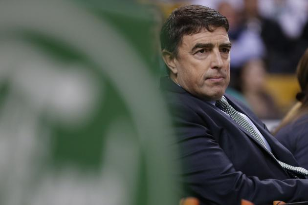 Grousbeck: 'Danny Told Me Last Week I've Got Six Guys I Love'