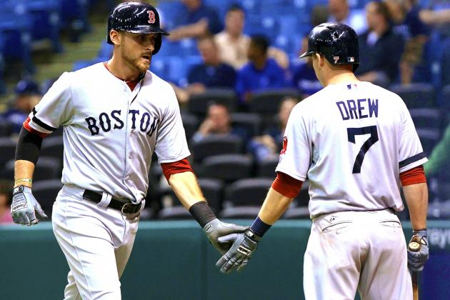 Red Sox's Stephen Drew Signing Is Beginning of the End of Will Middlebrooks