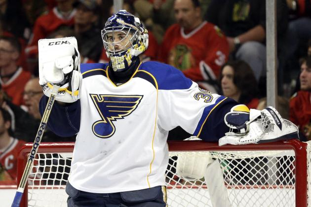 Buffalo Sabres: Why Re-Signing Ryan Miller Was Never the Plan
