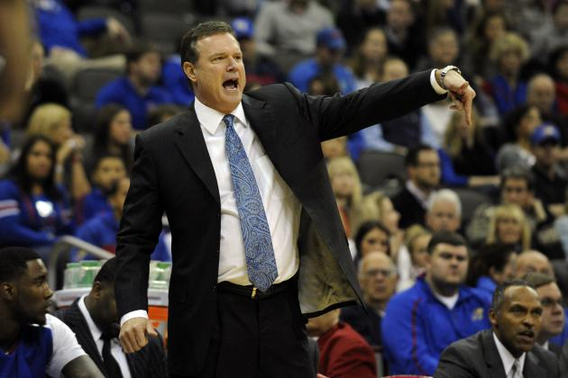 Bill Self Is College Basketball's Recruiting King After Kansas' Latest Signing