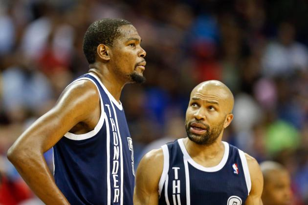 Kevin Durant Endorses Derek Fisher as Future Head Coach