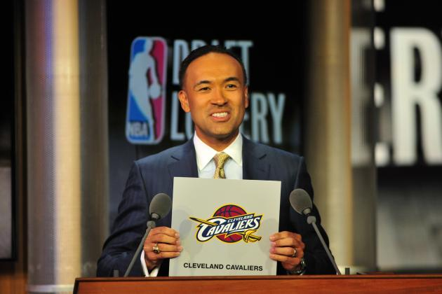 Why Cleveland Cavaliers Face Major Pressure to Nail No. 1 Pick in 2014 Draft