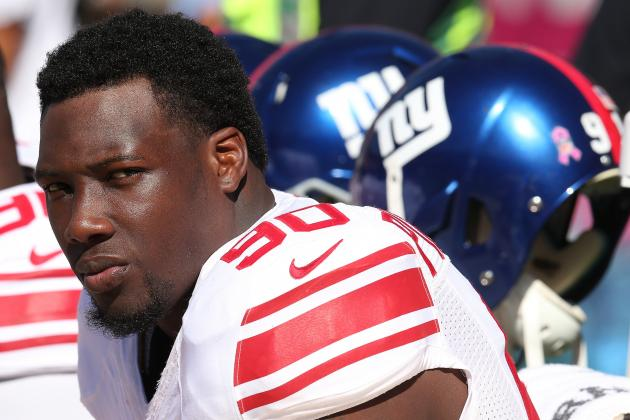 Why Jason Pierre-Paul Is the Key for the 2014 New York Giants
