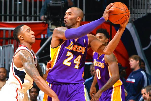 Lakers Insider: Kobe Bryant's Role Central to Coaching Search, New Game Plan