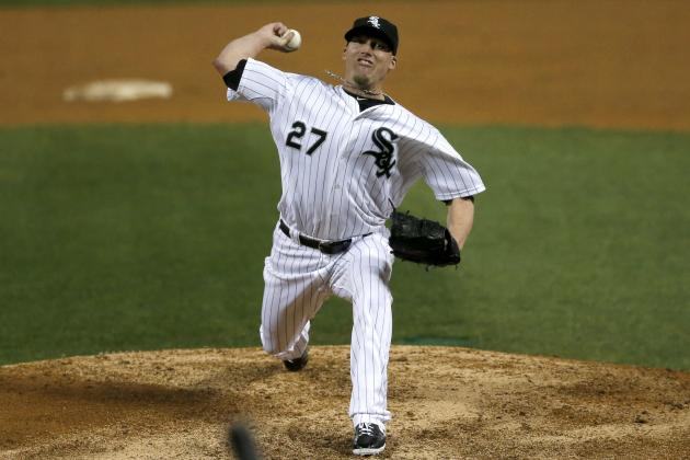 Matt Lindstrom Injury: Updates on White Sox Pitcher's Ankle Surgery and Recovery