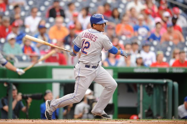 Juan Lagares Returns to Citi Field