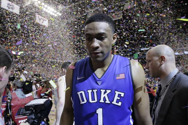 Duke Basketball: Will Cavaliers Take Jabari Parker with NBA Draft's No. 1 Pick?