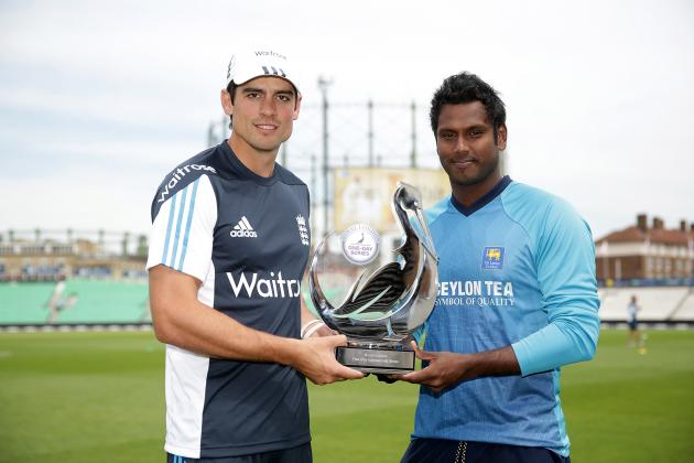 England vs. Sri Lanka, 1st ODI: Date, Time, Live Stream, TV Info and Preview