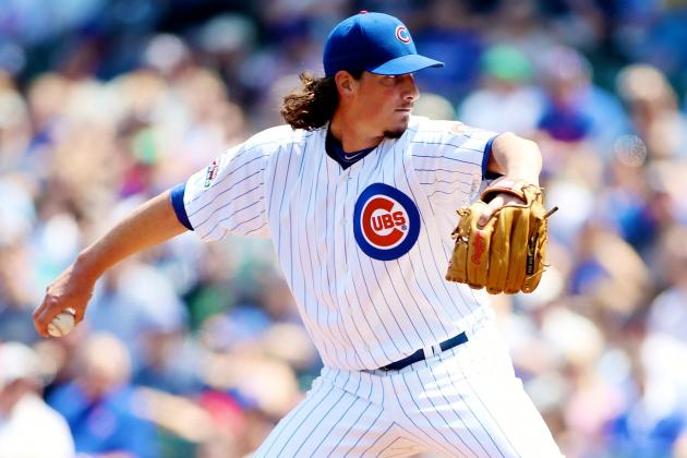 Jeff Samardzija Remains Winless Despite 7 Shutout Innings vs. Yankees