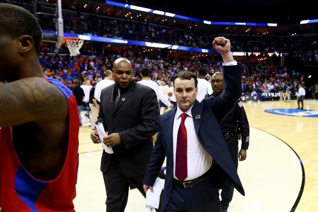 Report: Arkansas Adds Dayton to Basketball Schedule