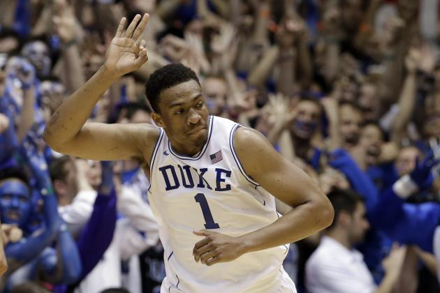 Jabari Parker Shouldn't Be Viewed as Consolation Prize If He Falls to 76ers