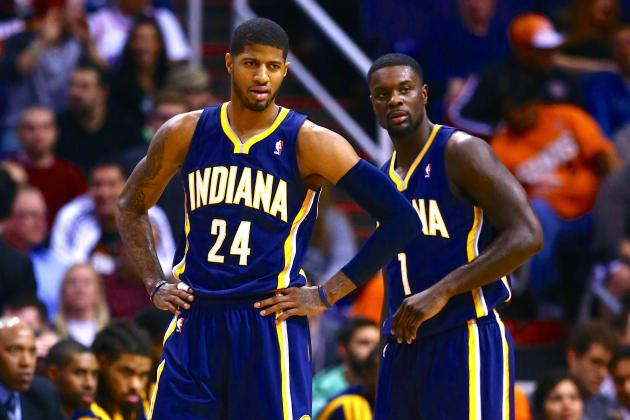 Indiana Pacers Can't Let Paul George Take Backseat to Lance Stephenson