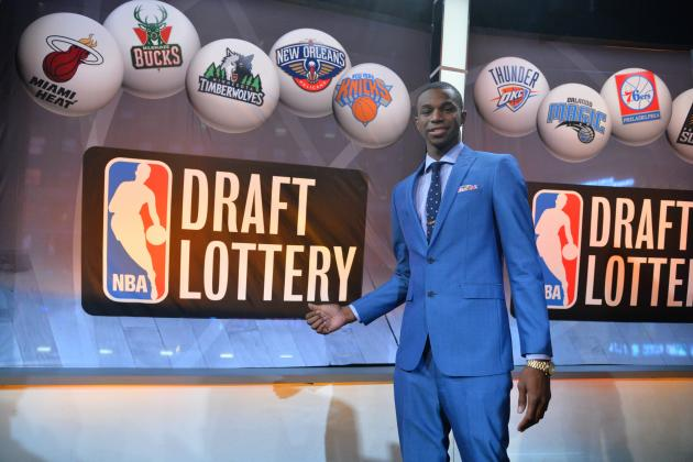 2014 NBA Mock Draft: Updated Post-Lottery Projections for Every 1st-Round Pick