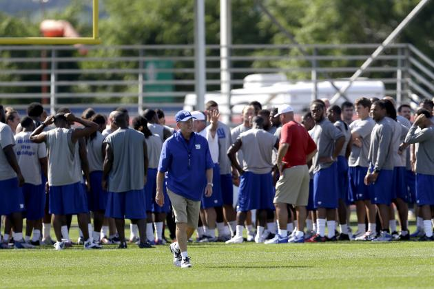 NY Giants' Recent Media Day Briefings Offer More Hints on What to Expect
