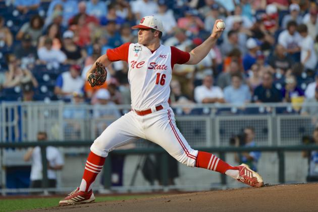 Baseball Draft 2014: Examining Top Storylines for Major League Showcase