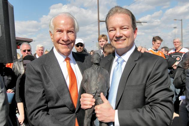 Snider Salutes '74 Flyers and Franchise, but Admits to Frustration