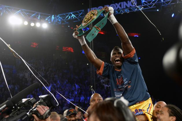Why Adonis Stevenson Faces a Must-Win Against Andrzej Fonfara